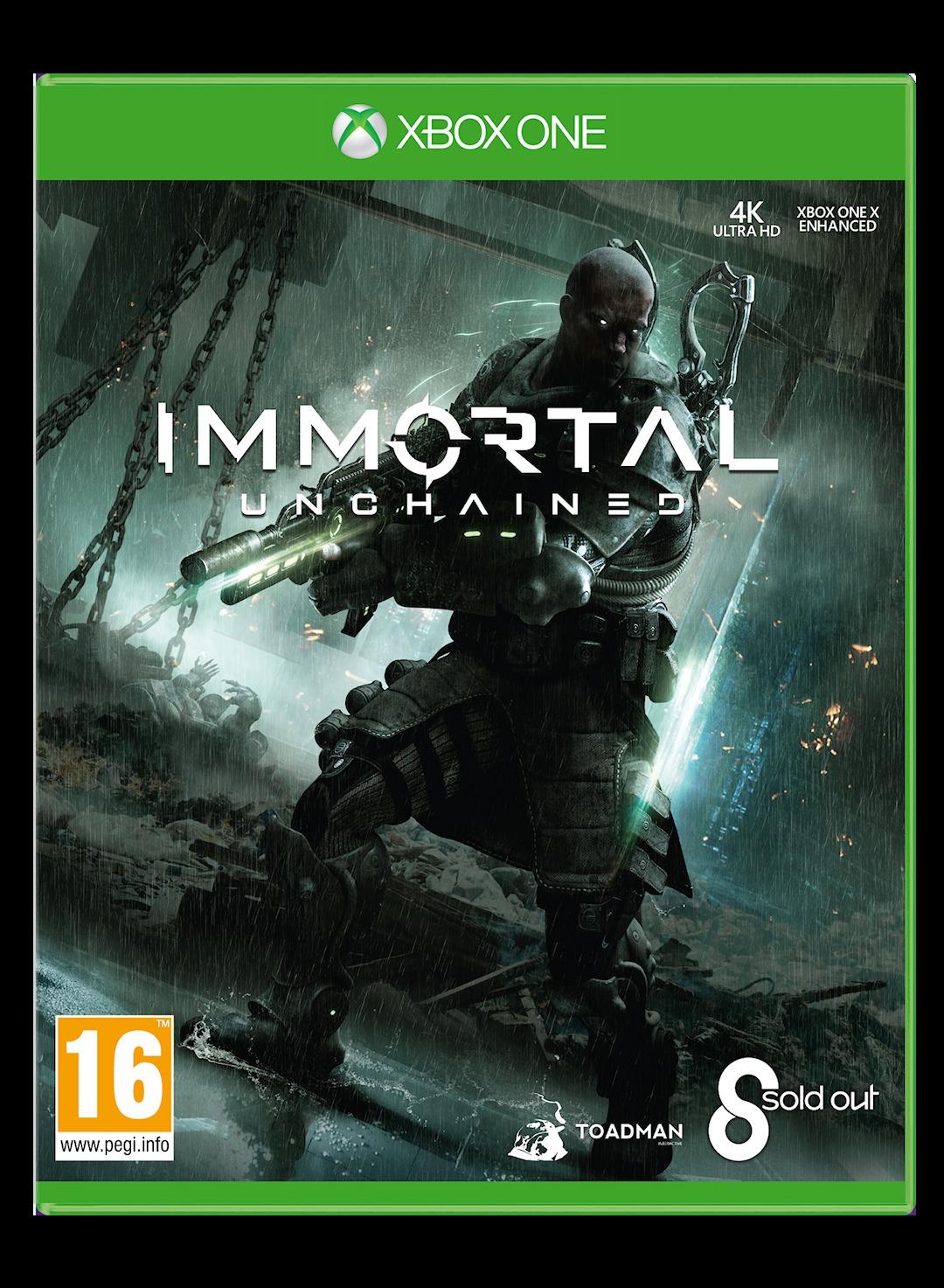 Immortal: Unchained (XONE)