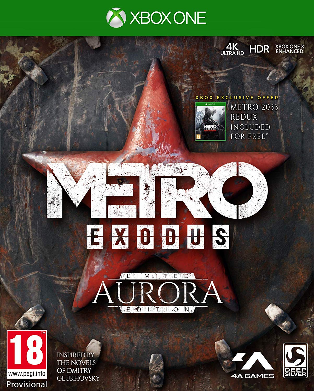 Metro: Exodus - Aurora Limited Edition (XONE)