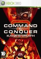 Command and Conquer 3: Kanes Wrath (XBOX 360)