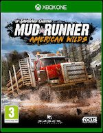 Spintires: MudRunner - American Wilds Edition (XONE)