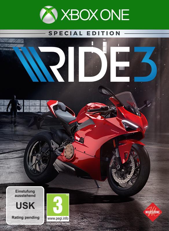 Ride 3 - Special Edition (XONE)