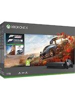 Konzole Xbox One X 1TB + Forza Horizon 4 + Forza Motorsport 7
