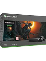 Konzole Xbox One X 1TB + Shadow of the Tomb Raider