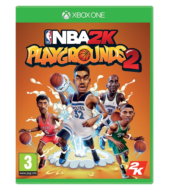 NBA 2K Playgrounds 2 (XONE)