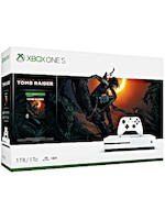 Konzole Xbox One S 1TB + Shadow of the Tomb Raider