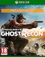 Tom Clancys Ghost Recon: Wildlands - GOLD Edition Year 2