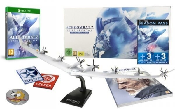 Ace Combat 7: Skies Unknown - Collectors Edition (XONE)