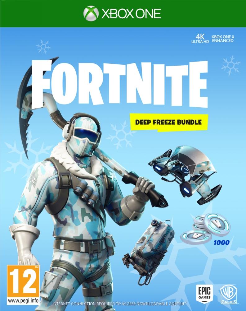 Fortnite - Deep Freeze Bundle (XONE)
