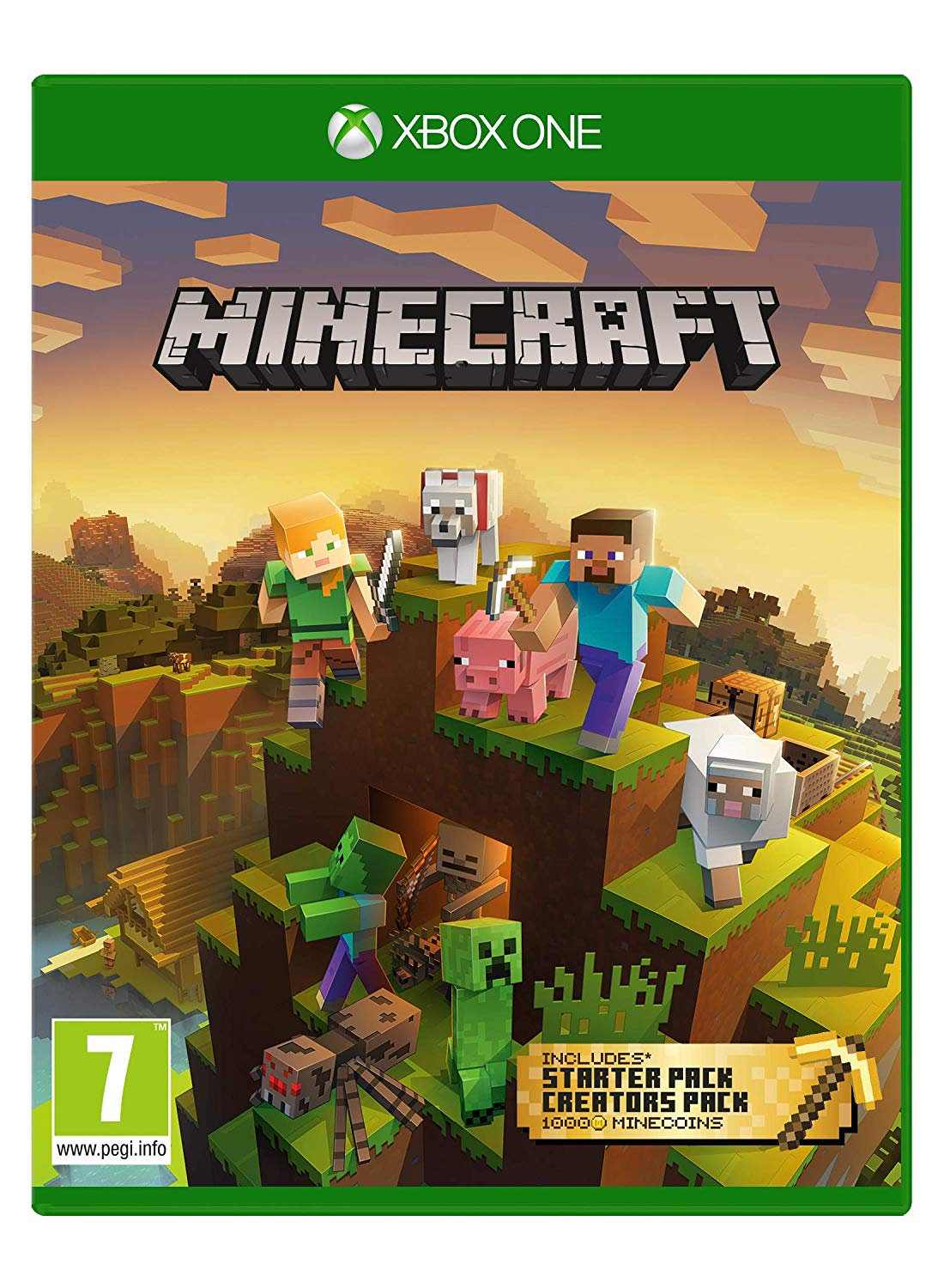 Minecraft - Master Collection (XONE)