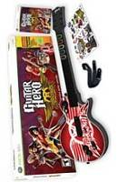 Guitar Hero: Aerosmith + kytara (XBOX 360)