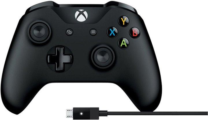 Xbox One S ovladač + USB kabel (XONE)