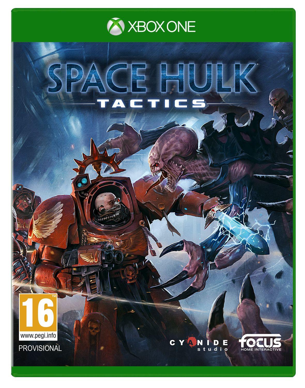 Space Hulk: Tactics BAZAR (XONE)
