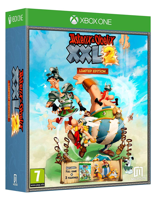 Asterix & Obelix XXL2 - Limited Edition (XONE)