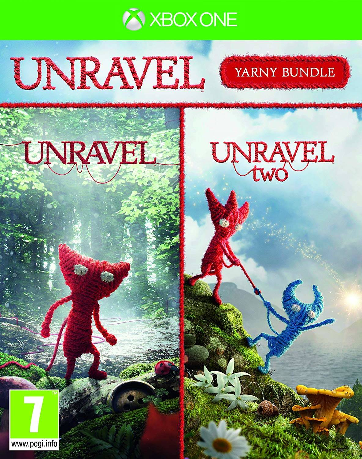 Unravel Yarny Bundle (XONE)