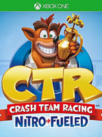 Crash Team Racing: Nitro Fueled (XONE)