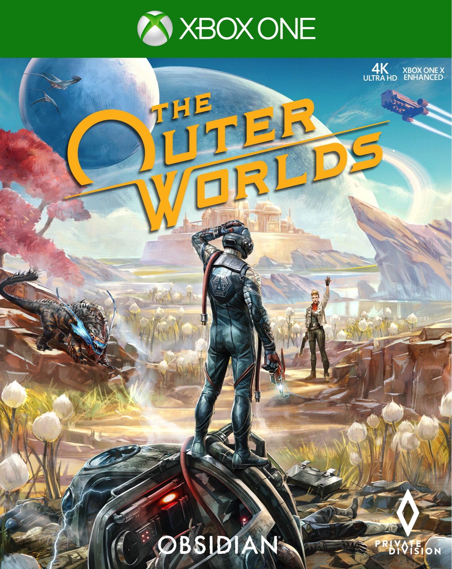 The Outer Worlds (XONE)