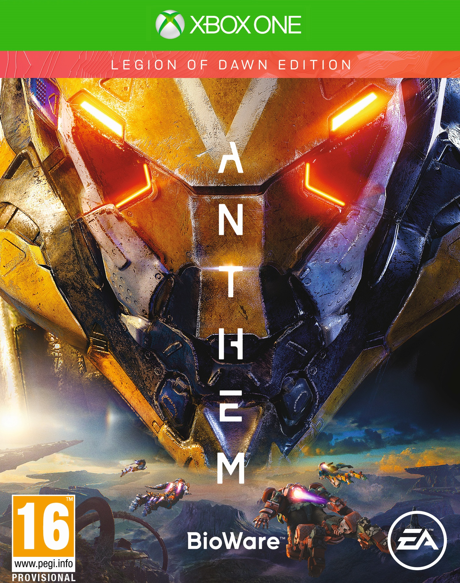 Anthem - Legion of Dawn Edition (XONE)