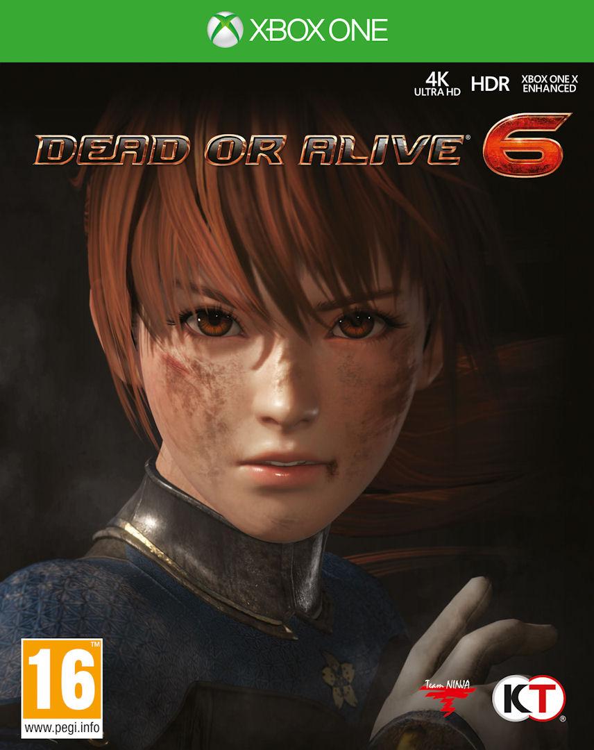 Dead Or Alive 6 (XBOX)