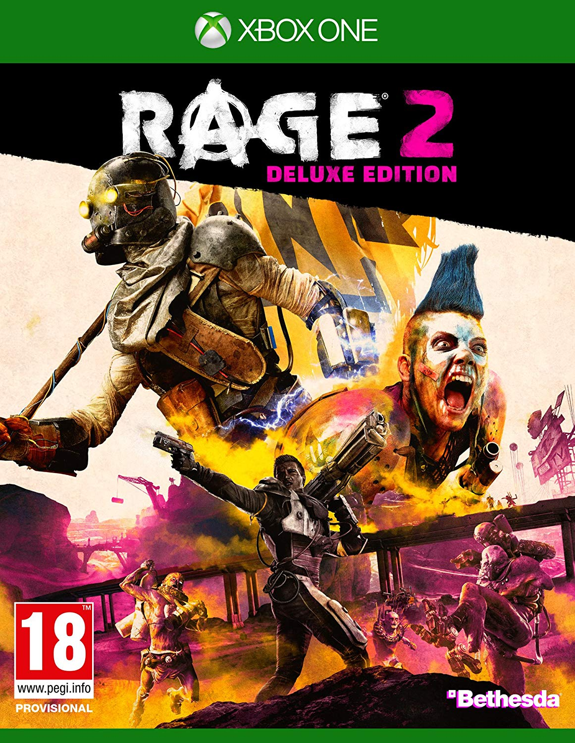 RAGE 2 - Wingstick Deluxe Edition (XONE)