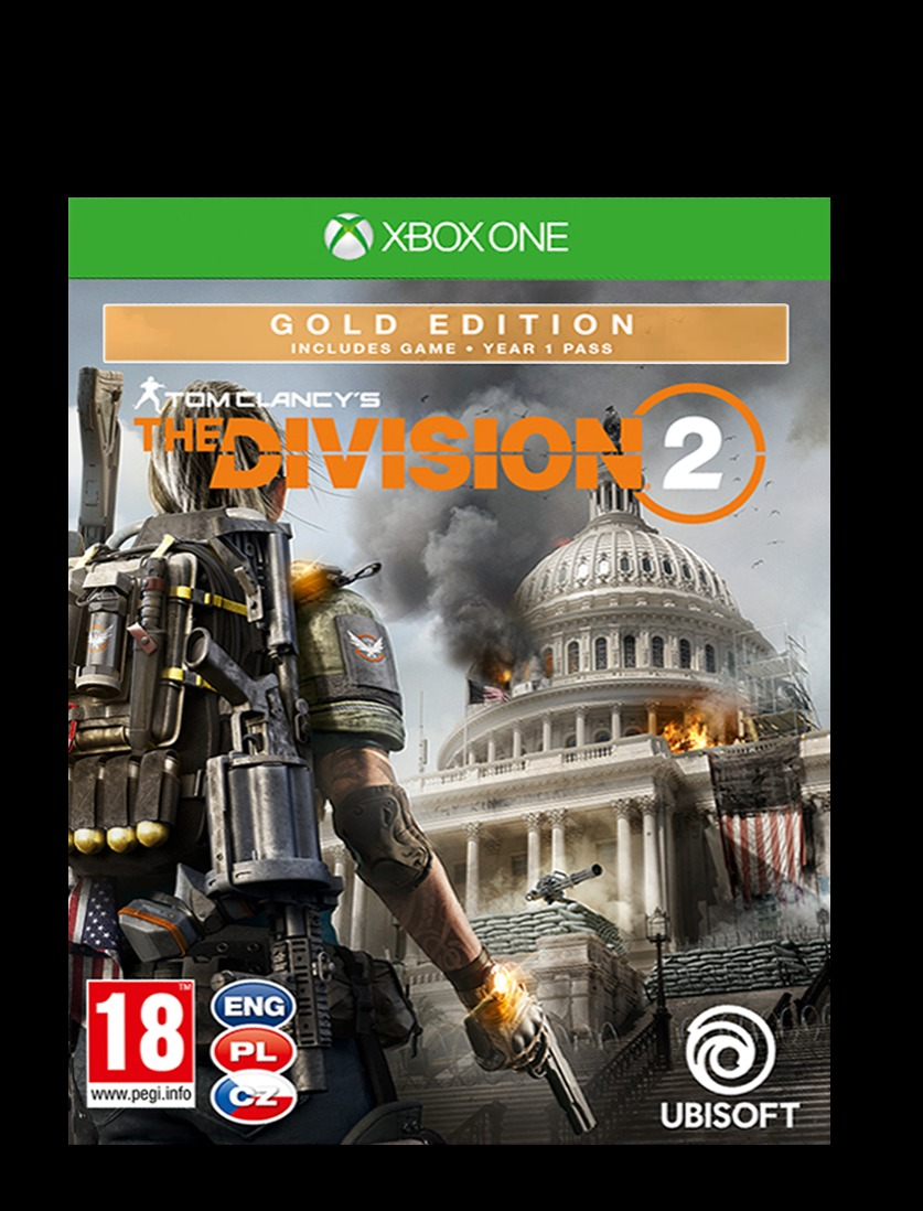 The Division 2 - Gold Edition (XONE)