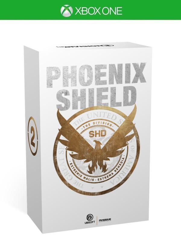 The Division 2: Phoenix Shield Edition (XONE)