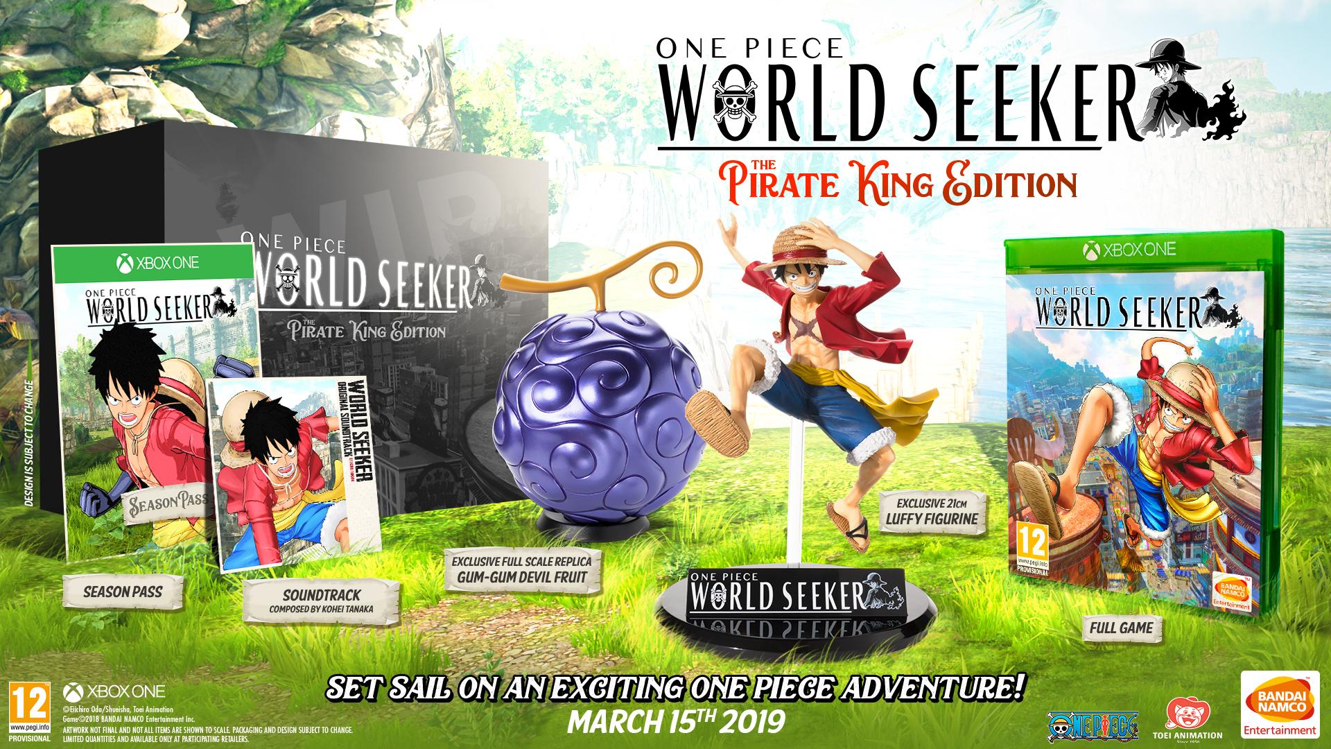 One Piece: World Seeker - Collectors Edition (XONE)
