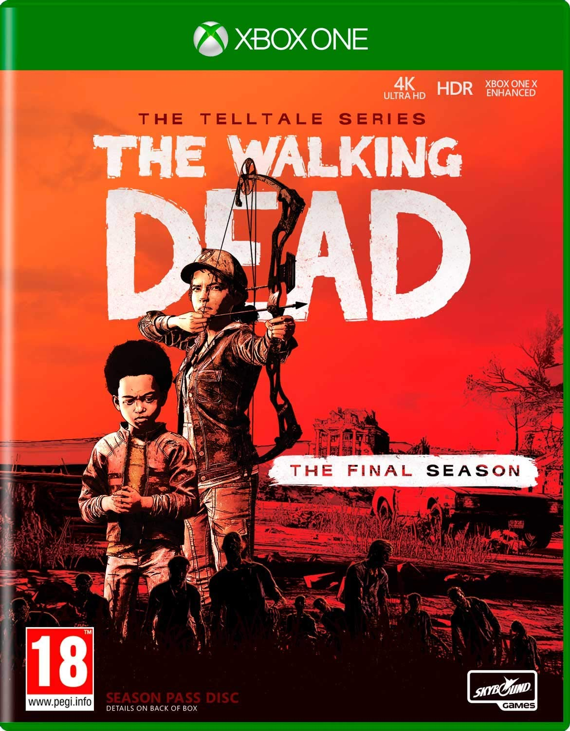 The Walking Dead: Telltale Series - Final Season (XONE)