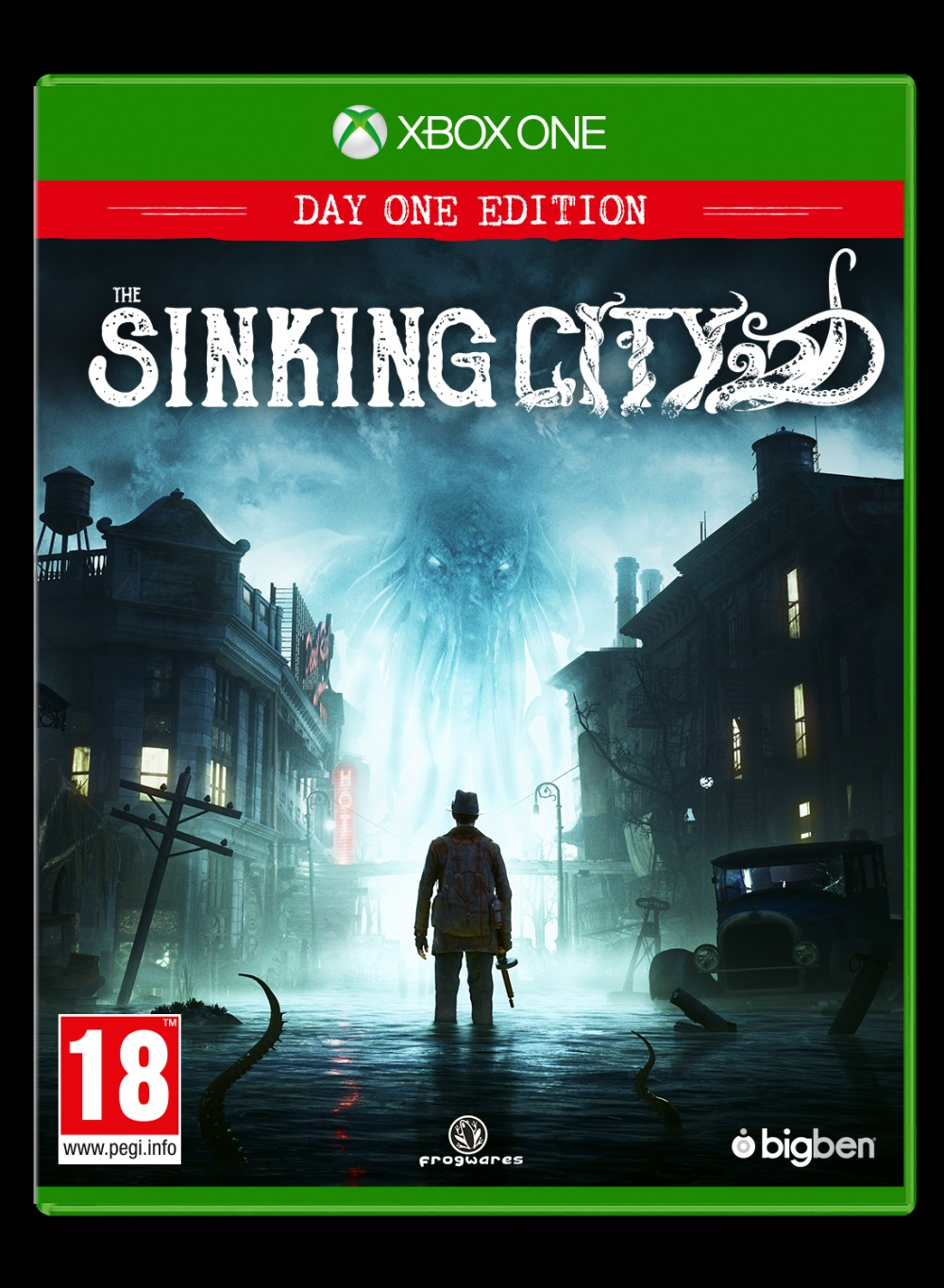 The Sinking City - Day 1 Edition (XONE)