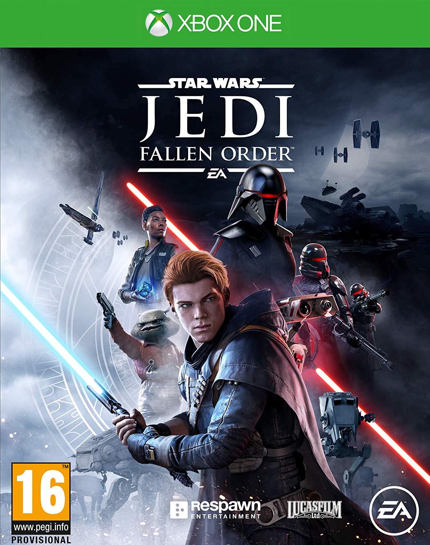 Star Wars Jedi: Fallen Order (XBOX)