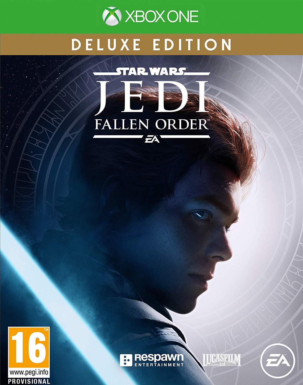 Star Wars Jedi: Fallen Order - Deluxe Edition (XONE)