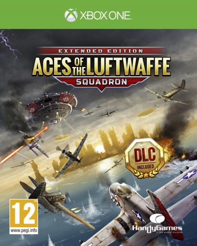 Aces of the Luftwaffe: Squadron - Extended Edition (XONE)
