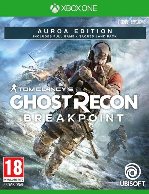 Tom Clancy's Ghost Recon: Breakpoint - Auroa Edition (XONE)