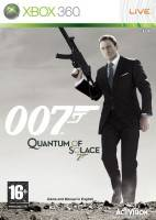 James Bond: Quantum of Solace (XBOX 360)