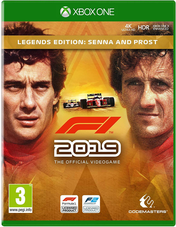 F1 2019 - Legends Edition (XONE)