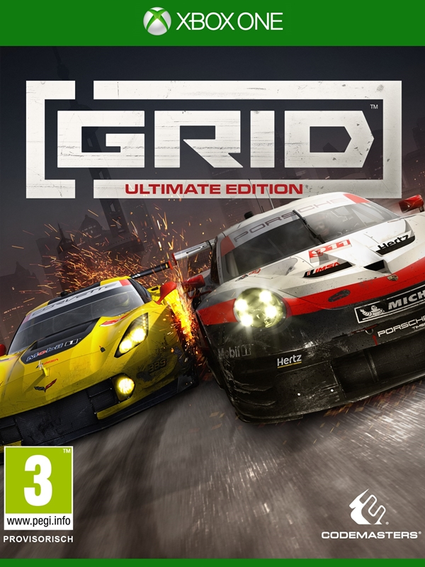 GRID - Ultimate Edition (XONE)