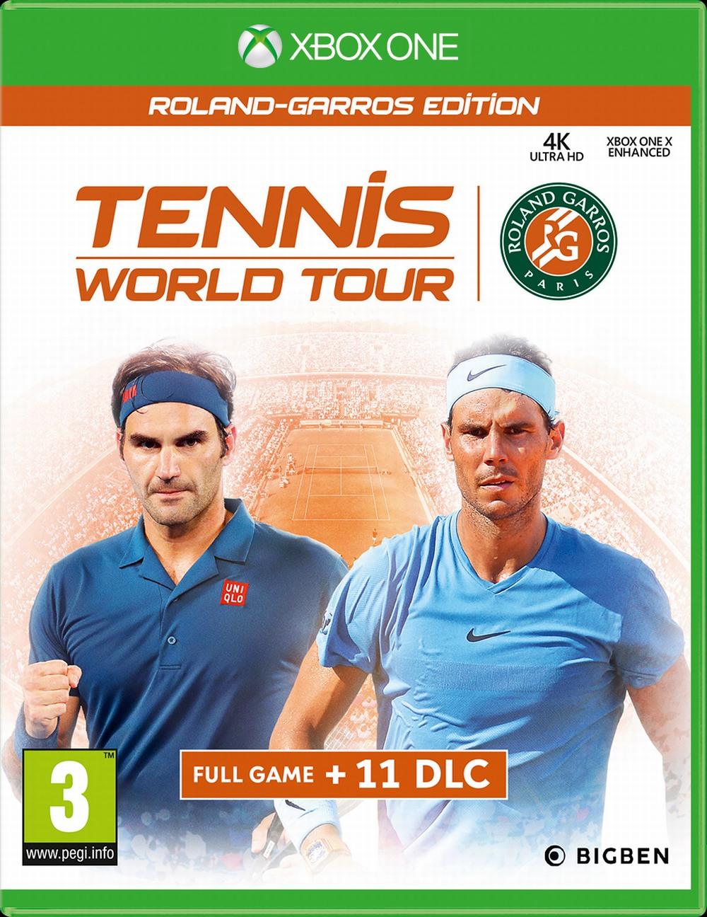 Tennis World Tour - Roland-Garros Edition (XONE)