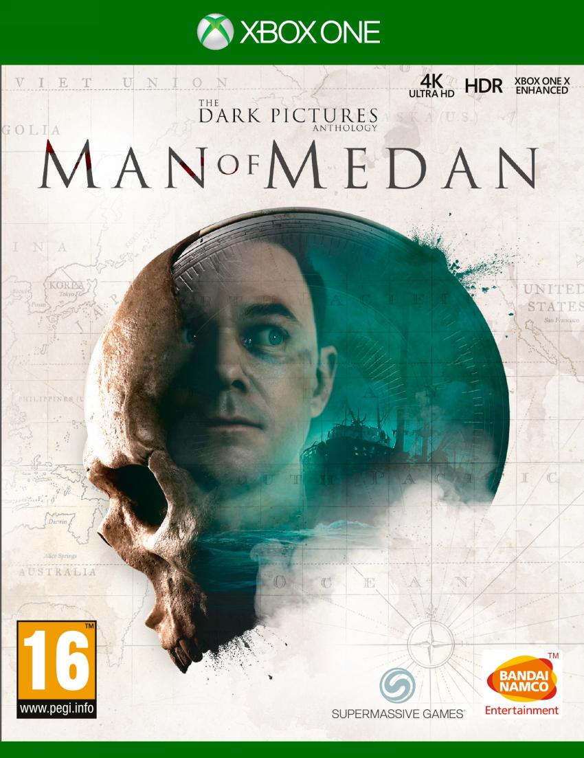 The Dark Pictures Anthology - Man Of Medan (XONE)