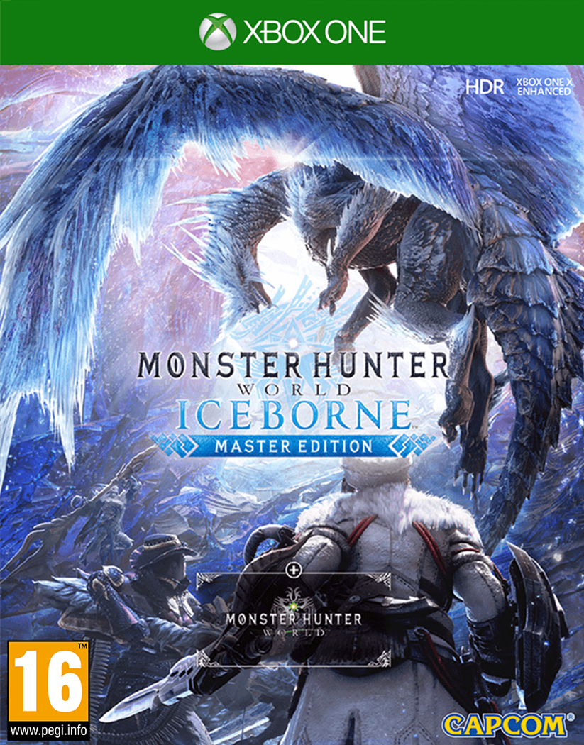 Monster Hunter World: Iceborne - Master Edition (XONE)