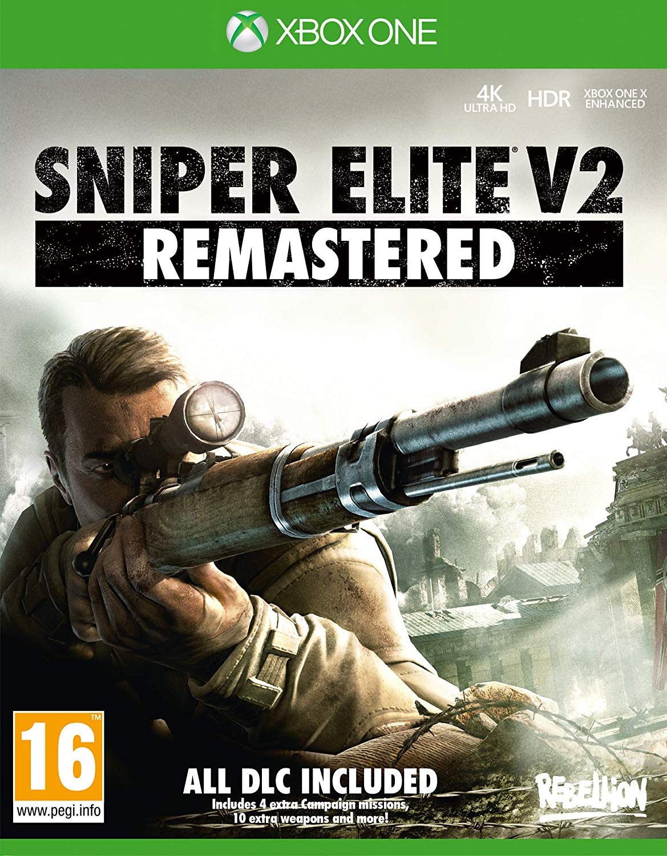 Sniper Elite V2 Remastered (XONE)