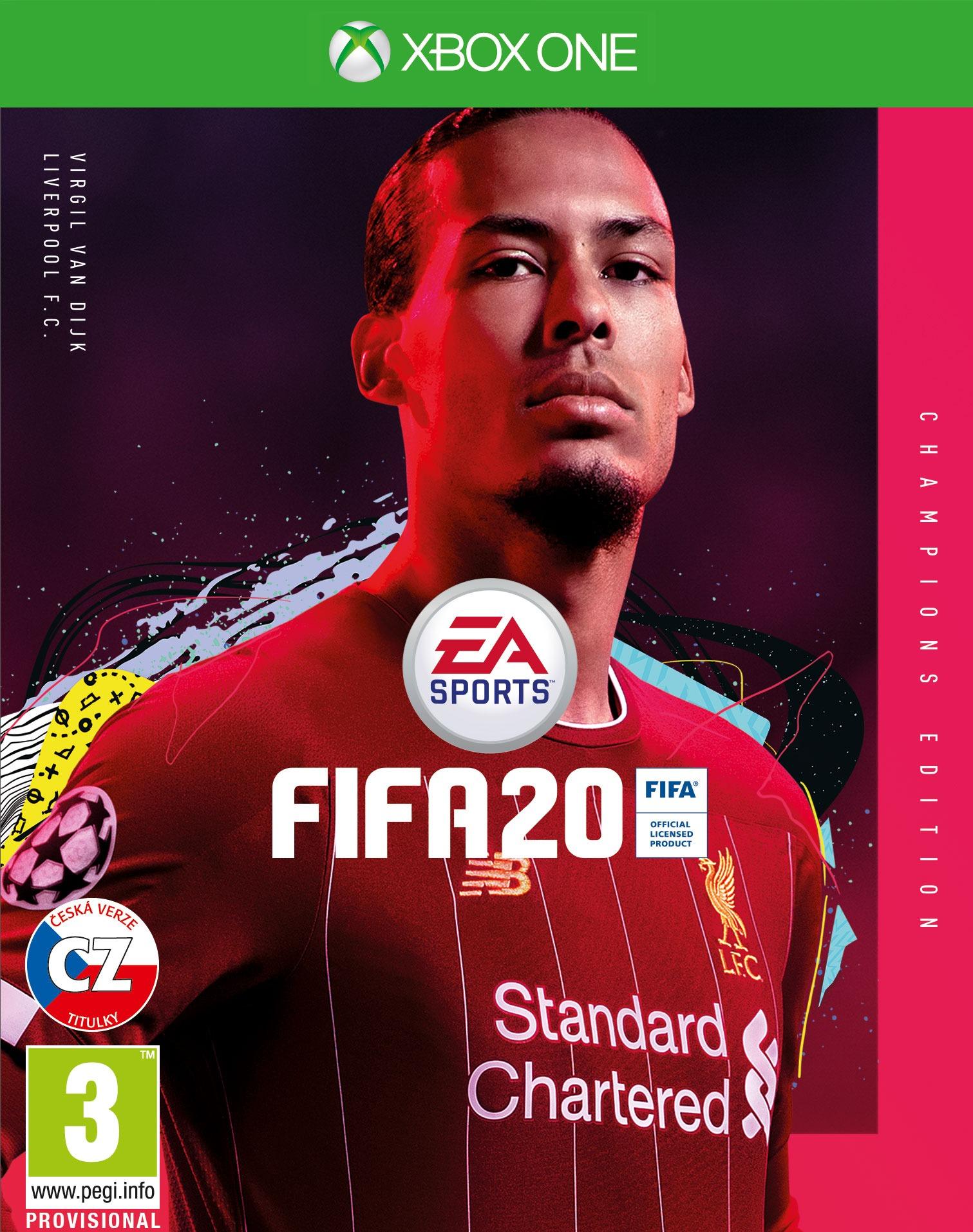 FIFA 20 - Champions Edition (XONE)