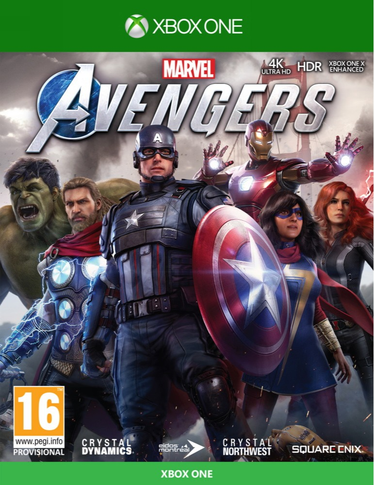 Marvel's Avengers (XONE)