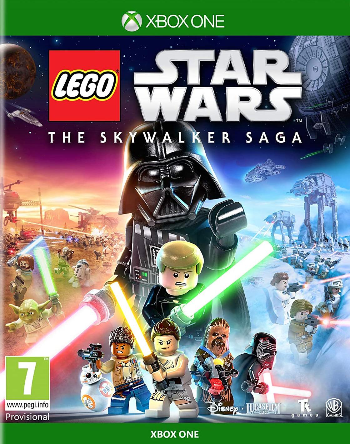 Lego Star Wars: The Skywalker Saga (XONE)