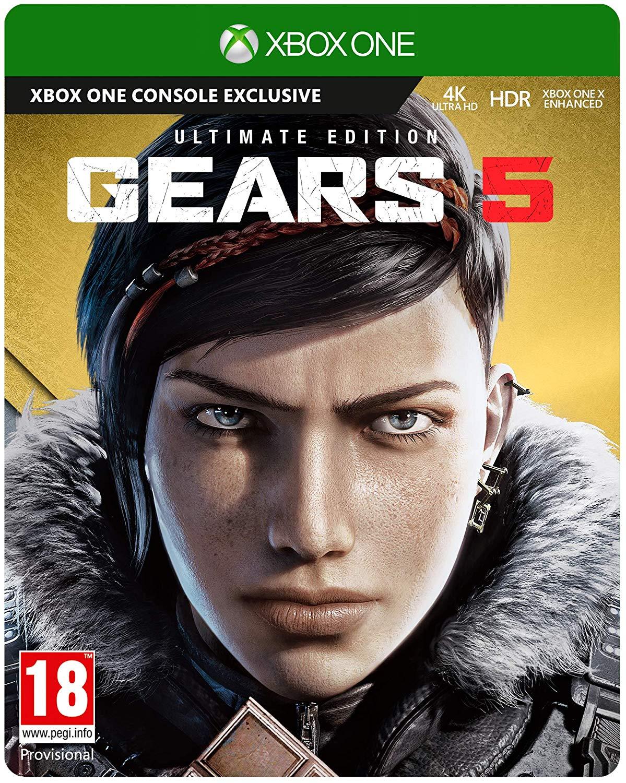 Gears 5 - Ultimate Edition (XONE)