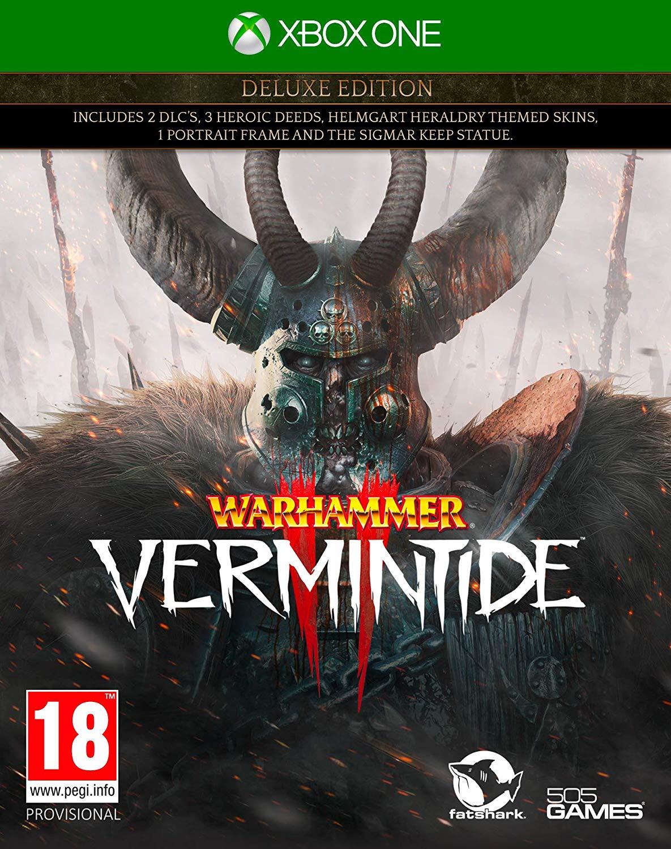 Warhammer: Vermintide 2 - Deluxe Edition (XONE)