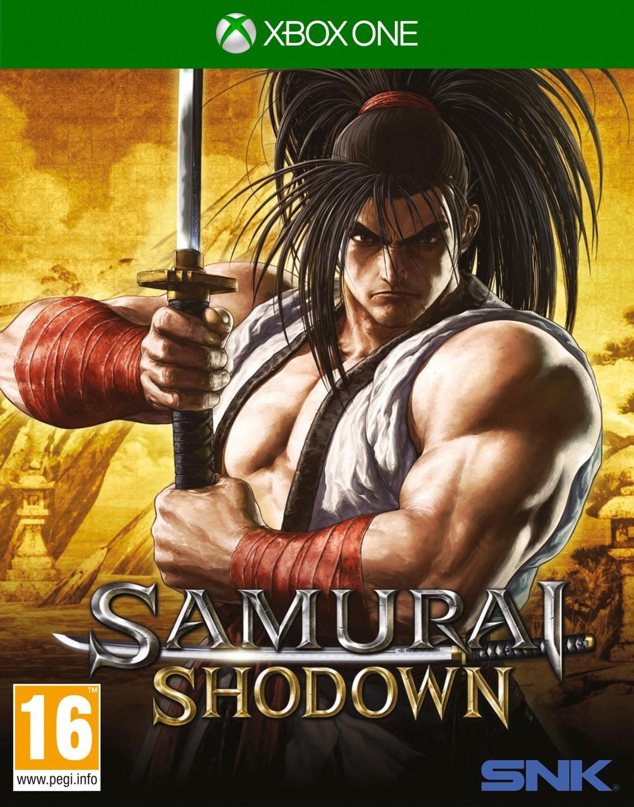 Samurai Shodown (XONE)