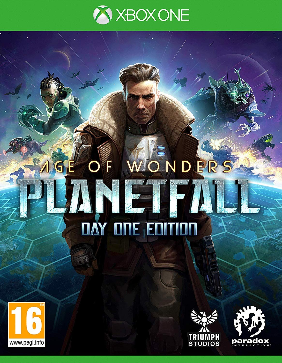 Age of Wonders: Planetfall - Day One Edition (XONE)
