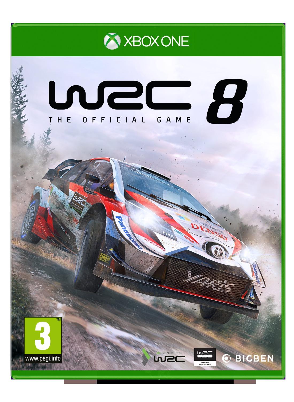 WRC 8 (XONE)