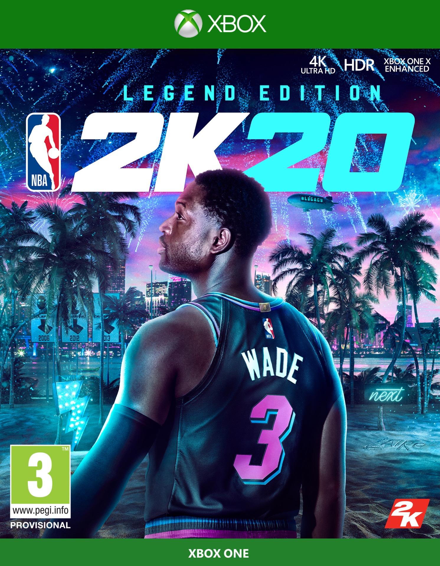 NBA 2K20 - Legend Edition (XONE)
