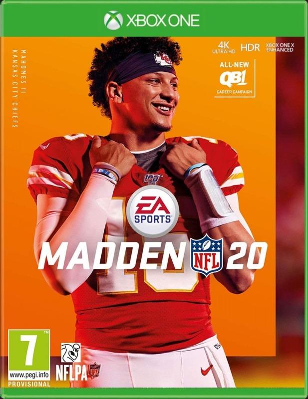 Madden NFL 20 (XBOX)