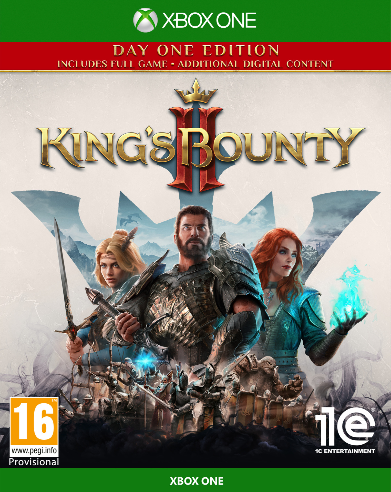 Kings Bounty 2 - Day One Edition (XBOX)